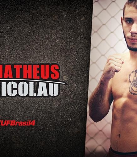 Matheus Nicolau – MMA